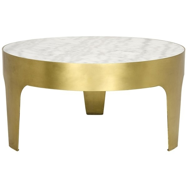 Rose Quartz Coffee Table | Wayfair Within Stately Acrylic Coffee Tables (View 34 of 40)