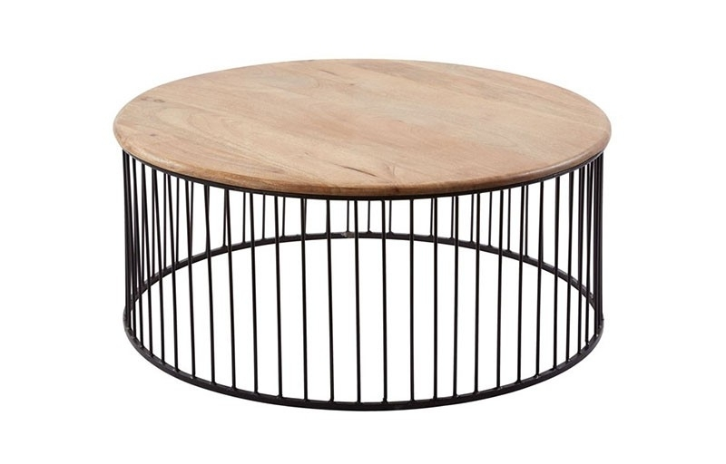 Round Coffee Table – Table Choices Within Blanton Round Cocktail Tables (Photo 34 of 40)