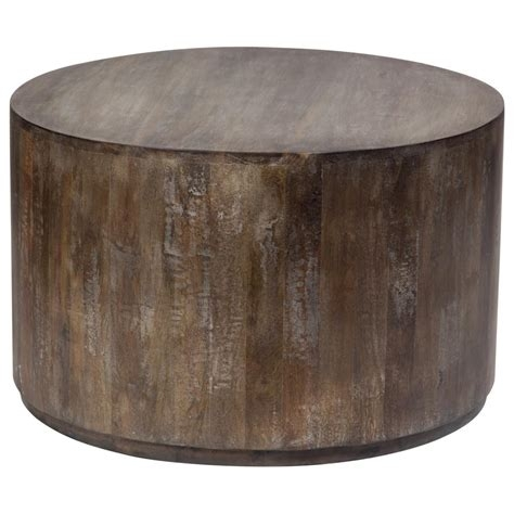 Round Drum Coffee Table – Beeftrust In Darbuka Brass Coffee Tables (View 36 of 40)
