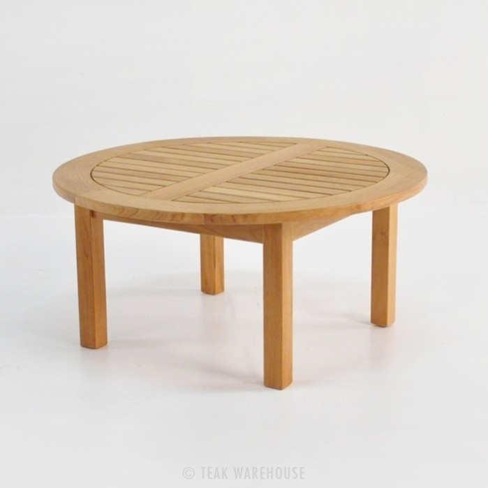 Featured Image of Round Teak Coffee Tables