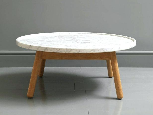 Round Marble Coffee Table Luxury Round Marble Coffee Table Target Intended For Smart Large Round Marble Top Coffee Tables (View 40 of 40)