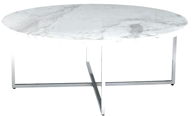Round Stone Top Coffee Table – Amibes With Smart Round Marble Top Coffee Tables (Image 26 of 40)