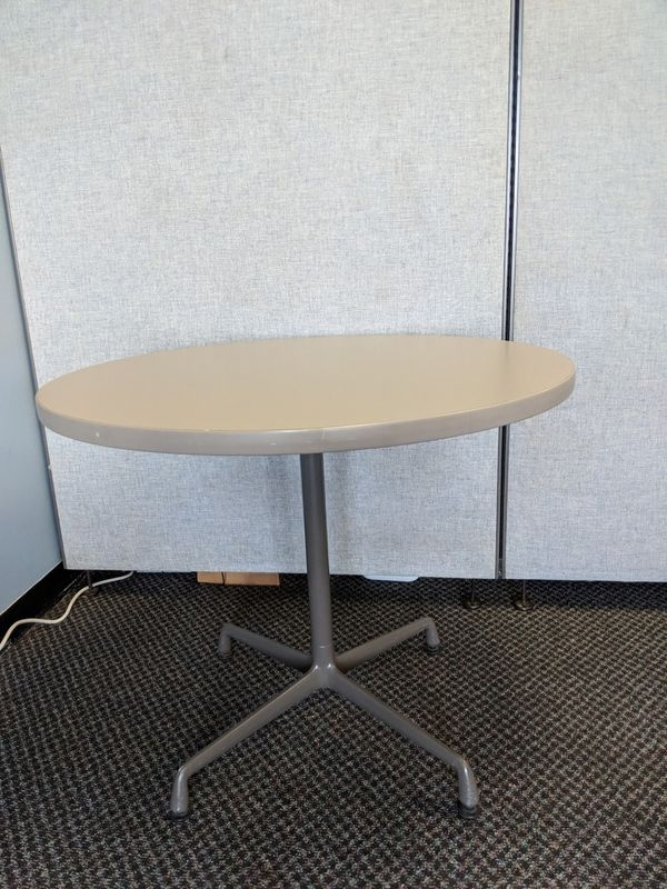 "Round Table 35"" (Business Equipment) In Greenville, Sc – Offerup In Torrin Round Cocktail Tables (View 25 of 40)"