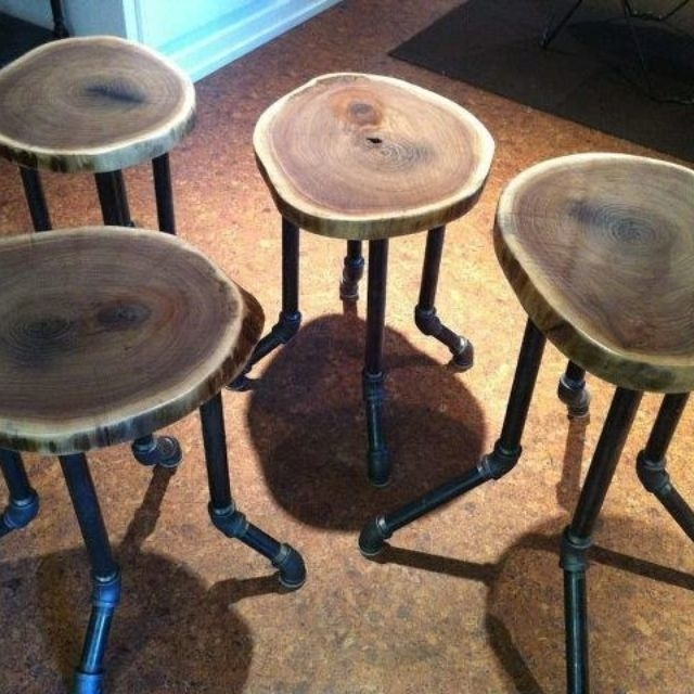 Rustic Bar Stools | Custommade Intended For Cody Expandable Cocktail Tables (View 38 of 40)