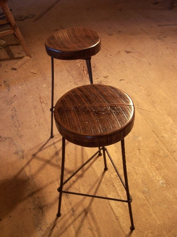 Rustic Bar Stools | Custommade Pertaining To Cody Expandable Cocktail Tables (View 40 of 40)