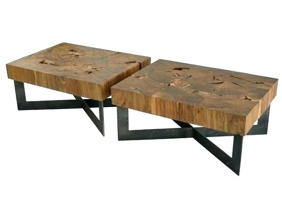 Rustic Metal Coffee Table Legs Rustic Wood Coffee Table With Metal With Iron Wood Coffee Tables With Wheels (View 30 of 40)