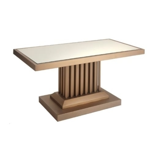 Rv Astley Ealing Antique Brass Coffee Table – Rv Astley From House Throughout Antique Brass Coffee Tables (View 30 of 40)