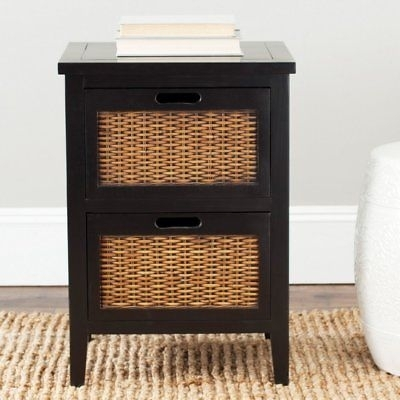 Safavieh Jonah 2 Drawer End Table – $ (View 2 of 40)