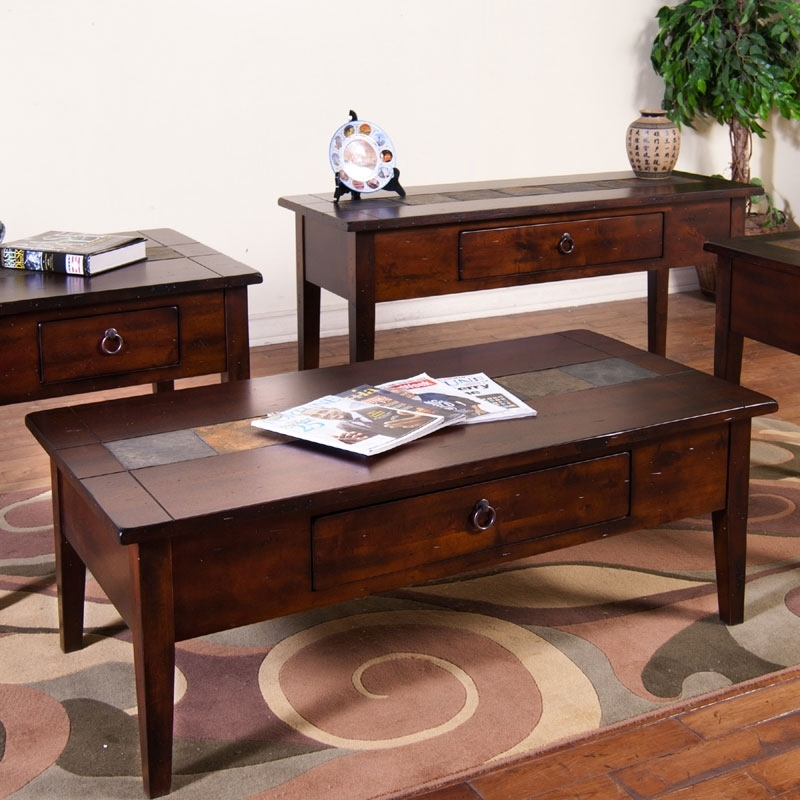 Santa Fe Coffee Table | Barr's Furniture | The Best Online Furniture With Santa Fe Coffee Tables (Image 13 of 40)