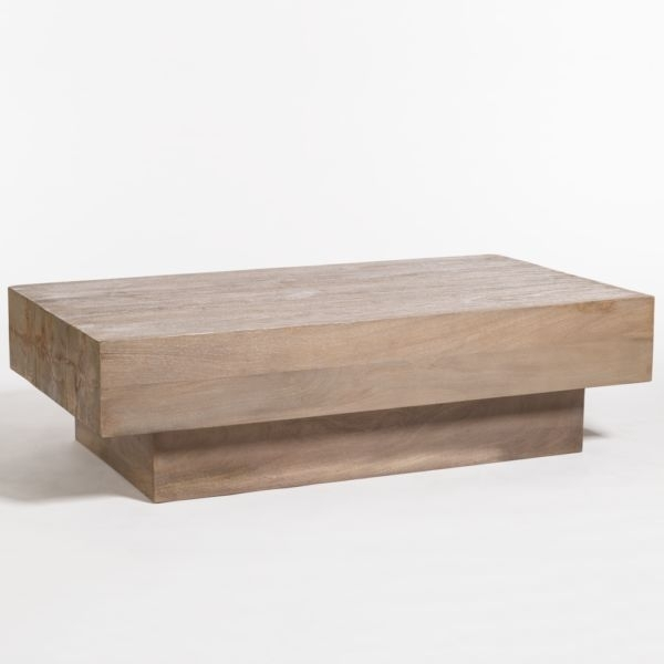 Santa Fe Coffee Table – Beckman's In Santa Fe Coffee Tables (Image 7 of 40)