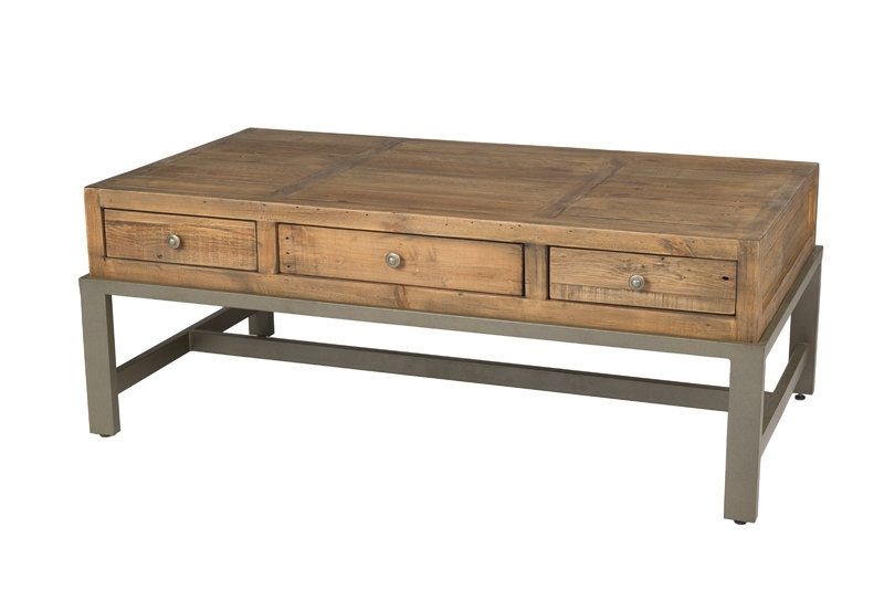 Santa Fe Coffee Table | Santa Fe | Collections | Lh Imports With Santa Fe Coffee Tables (View 7 of 40)