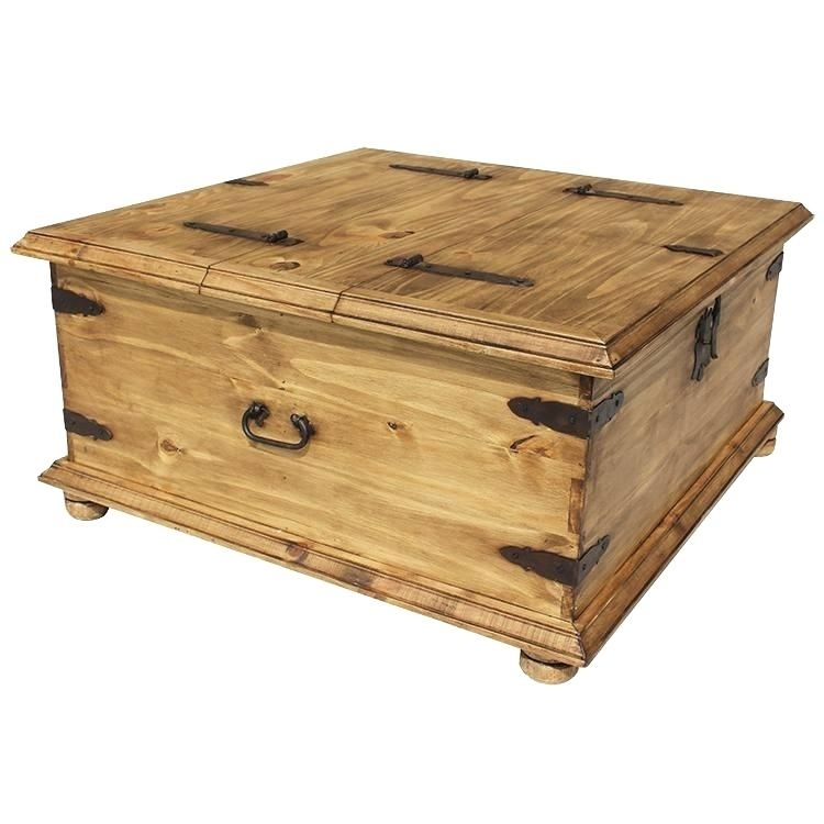 Santa Fe Coffee Table Trunk Coffee Table Sunny Designs Santa Fe Inside Santa Fe Coffee Tables (Image 15 of 40)