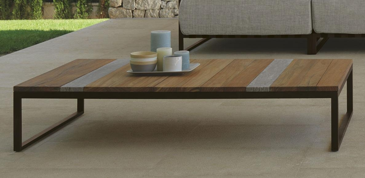 Santafe Outdoor Coffee Table – Idd Within Santa Fe Coffee Tables (View 22 of 40)