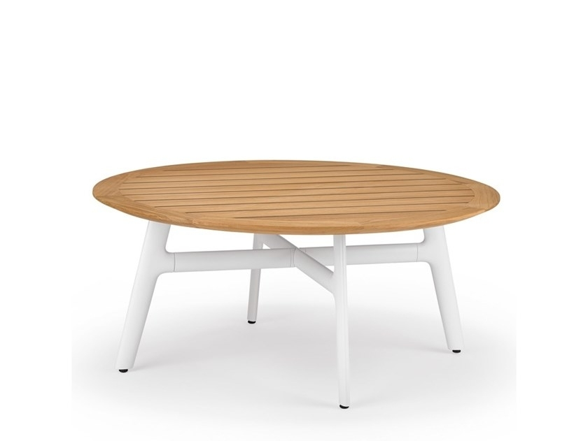 Seax | Teak Coffee Table Seax Collectiondedon In Round Teak Coffee Tables (Image 30 of 40)