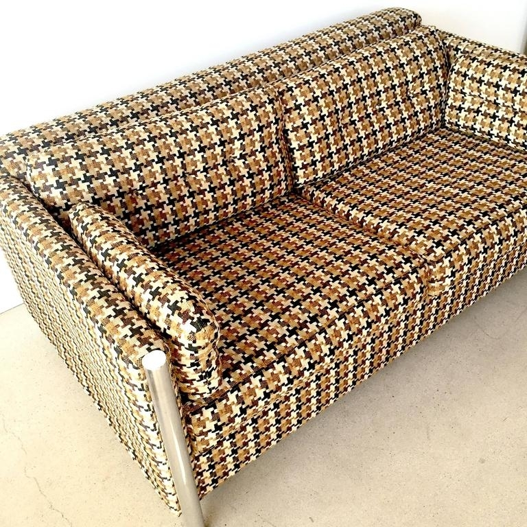 Selig Showcase Mid Century Modern Sofa Bed At 1Stdibs Pertaining To Ducar Cocktail Tables (View 34 of 40)