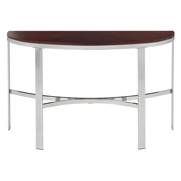 Shop Alexandria Foyer Table – Free Shipping Today – Overstock Within Torrin Round Cocktail Tables (View 23 of 40)