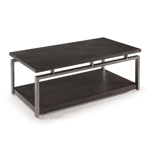 Shop Alton Contemporary Charcoal Rectangular Coffee Table With For Alton Cocktail Tables (View 1 of 40)