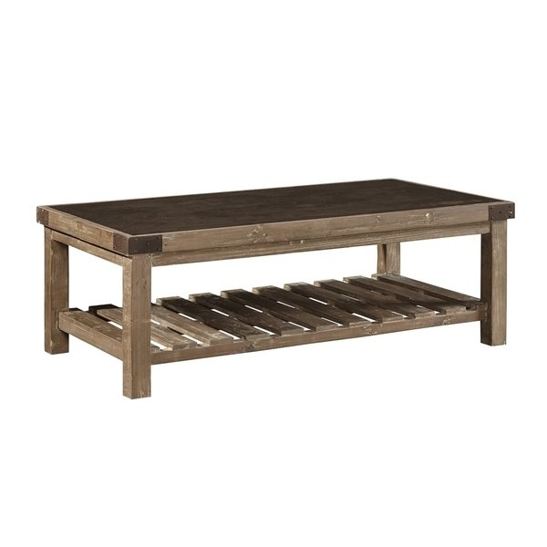 Featured Image of Bluestone Rustic Black Coffee Tables