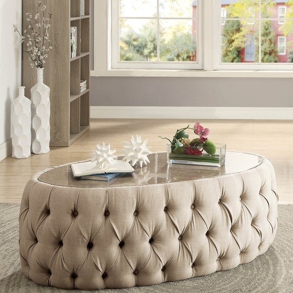 Featured Image of Button Tufted Coffee Tables