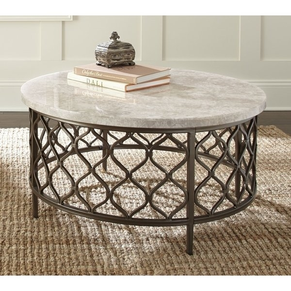 Featured Image of Stone Top Coffee Tables
