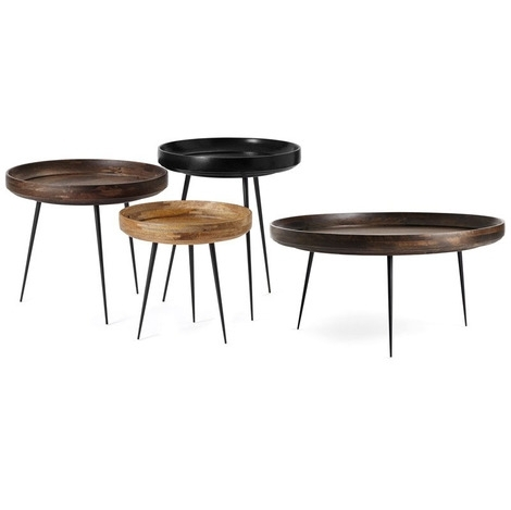 Side Tables – Modern Side Tables, End Tables, Accent Tables – 2Modern Regarding Swell Round Coffee Tables (Image 34 of 40)