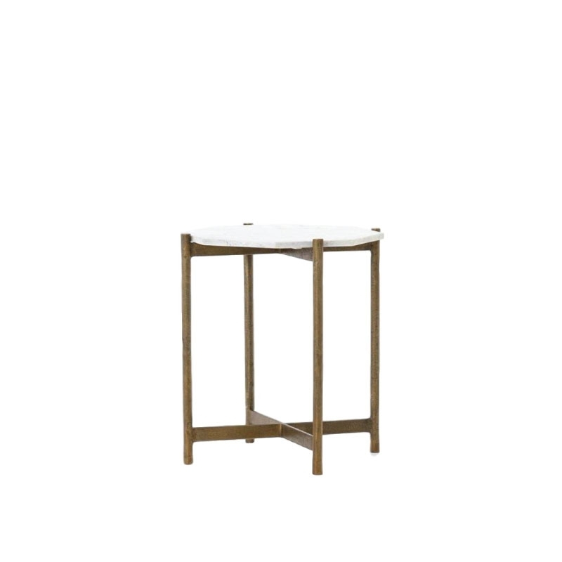 Side Tables — Please Be Seated | Luxury Event Rentals For Jackson Marble Side Tables (View 9 of 40)