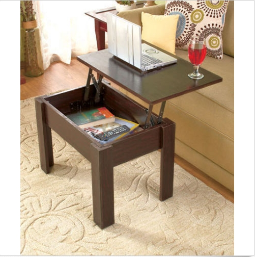 Small Coffee Table With Storage Product Description: The Hidden Intended For Kai Small Coffee Tables (Image 30 of 40)