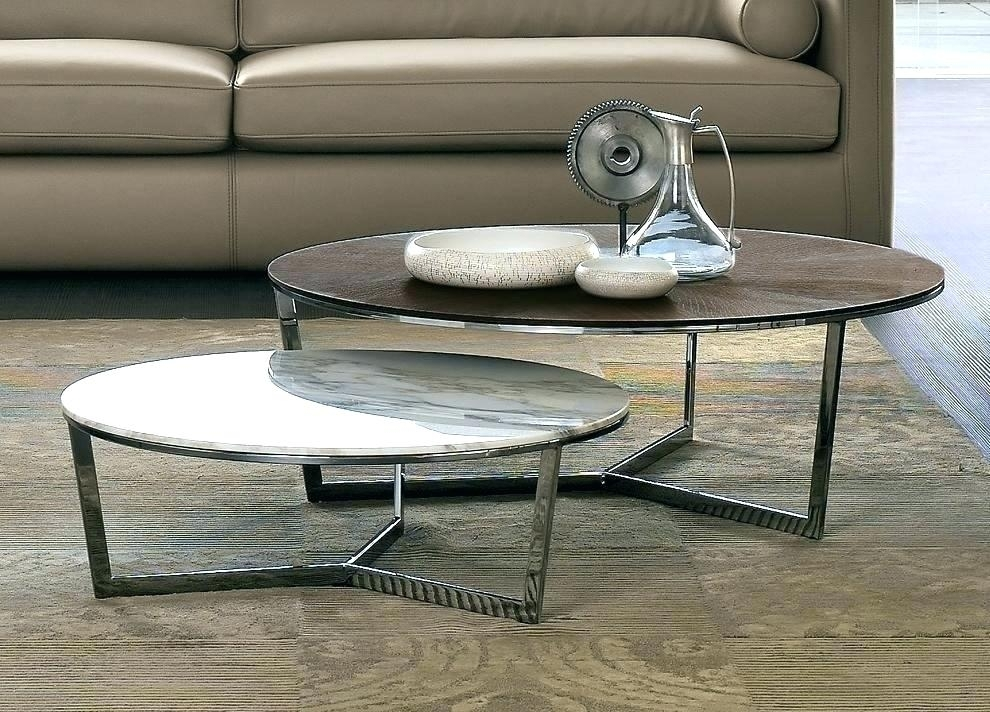 Small Marble Coffee Table – Designoutlaws For Modern Marble Iron Coffee Tables (Image 34 of 40)