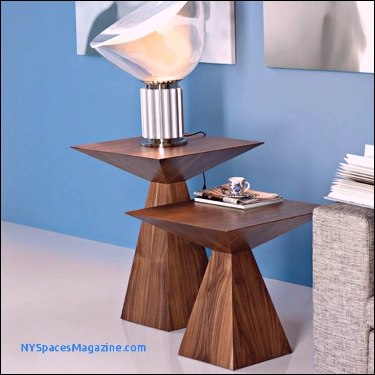Small Modern Side Table Unique 22 Coffee Table Woodworking Projects Pertaining To Fresh Cut Side Tables (View 21 of 40)