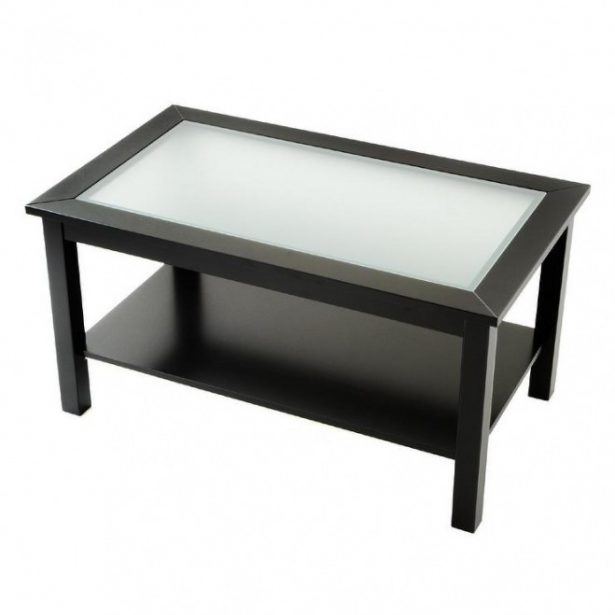 Smart Glass Chrome And Glass Coffee Table | Cb2 Within Black Glass With Regard To Smart Glass Top Coffee Tables (View 40 of 40)