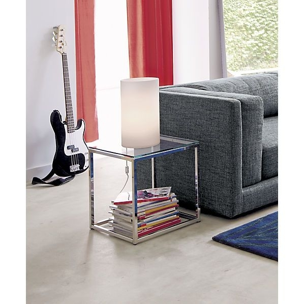 Smart Glass Top Side Table | Glass Top Side Table, Smart Glass And Glass Intended For Smart Glass Top Coffee Tables (View 10 of 40)