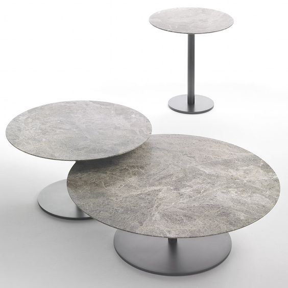 Smart Round Marble Top Coffee Table Cb2 Marble Tables (Image 35 of 40)