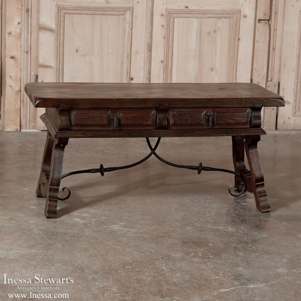 Spanish Coffee Table – Inessa Stewart's Antiques Within Spanish Coffee Tables (View 14 of 40)