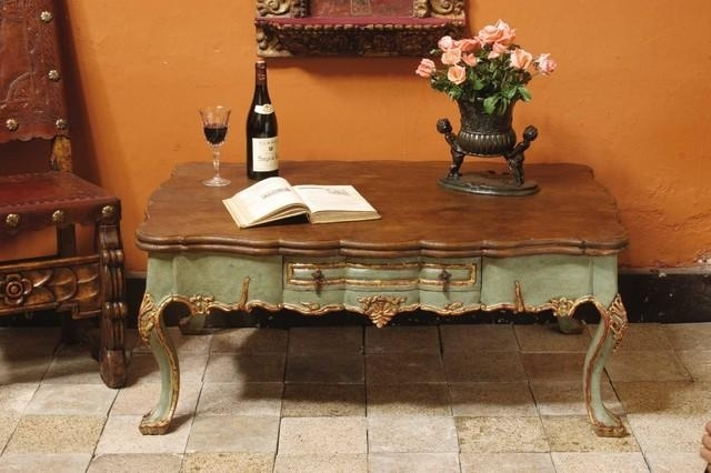 Spanish Colonial Coffee Tables – Look Here — Coffee Tables Ideas With Regard To Spanish Coffee Tables (View 33 of 40)