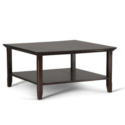 Square – Coffee Tables – Accent Tables – The Home Depot Regarding White Wash 2 Drawer/1 Door Coffee Tables (View 20 of 40)