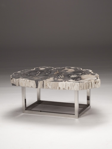Stone Coffee Tables With Modern Style | Reclaimed Wood Coffee Table Inside Shroom Large Coffee Tables (View 34 of 40)