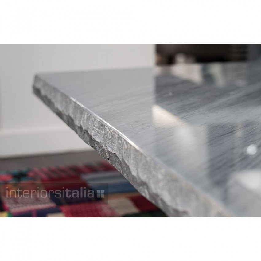 Stone International Marble Coffee Tables | Interiors Italia Inside Chiseled Edge Coffee Tables (View 38 of 40)