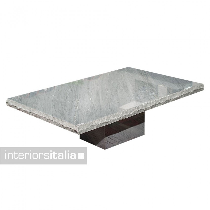 Stone International Marble Coffee Tables | Interiors Italia Intended For Chiseled Edge Coffee Tables (View 4 of 40)