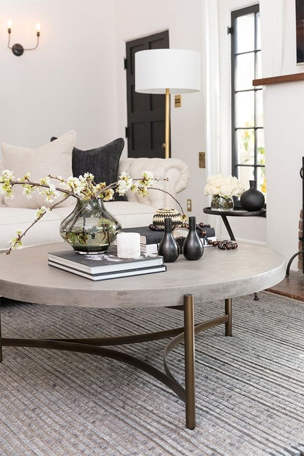 Stratus Cocktail Table In 2018 | N E S T | Pinterest | Bronze Finish Intended For Stratus Cocktail Tables (View 2 of 35)