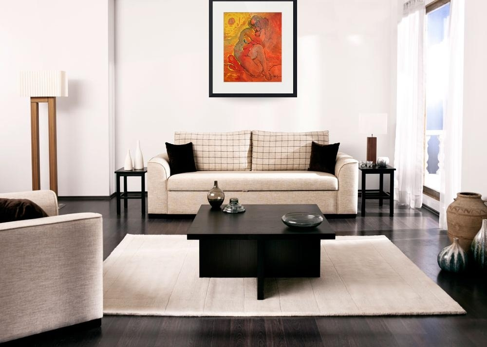 "Stunning ""figurative Expressionism"" Artwork For Sale On Fine Art Prints Intended For Expressionist Coffee Tables (Image 38 of 40)"