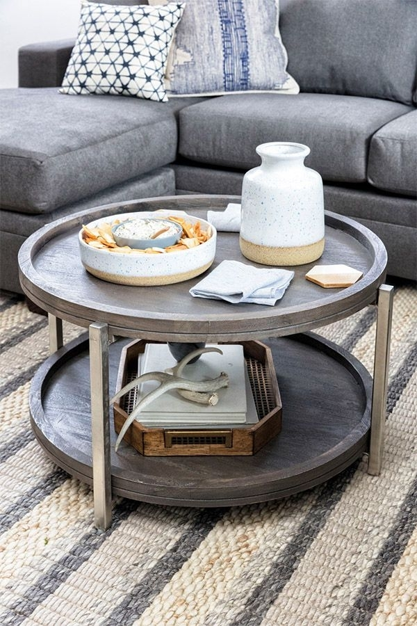 Featured Image of Swell Round Coffee Tables