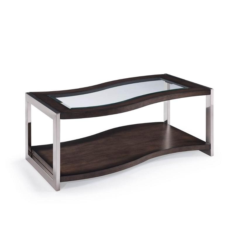 T3729 43 Magnussen Home Furniture Lynx Cocktail Table Inside Ontario Cocktail Tables With Casters (Image 38 of 40)