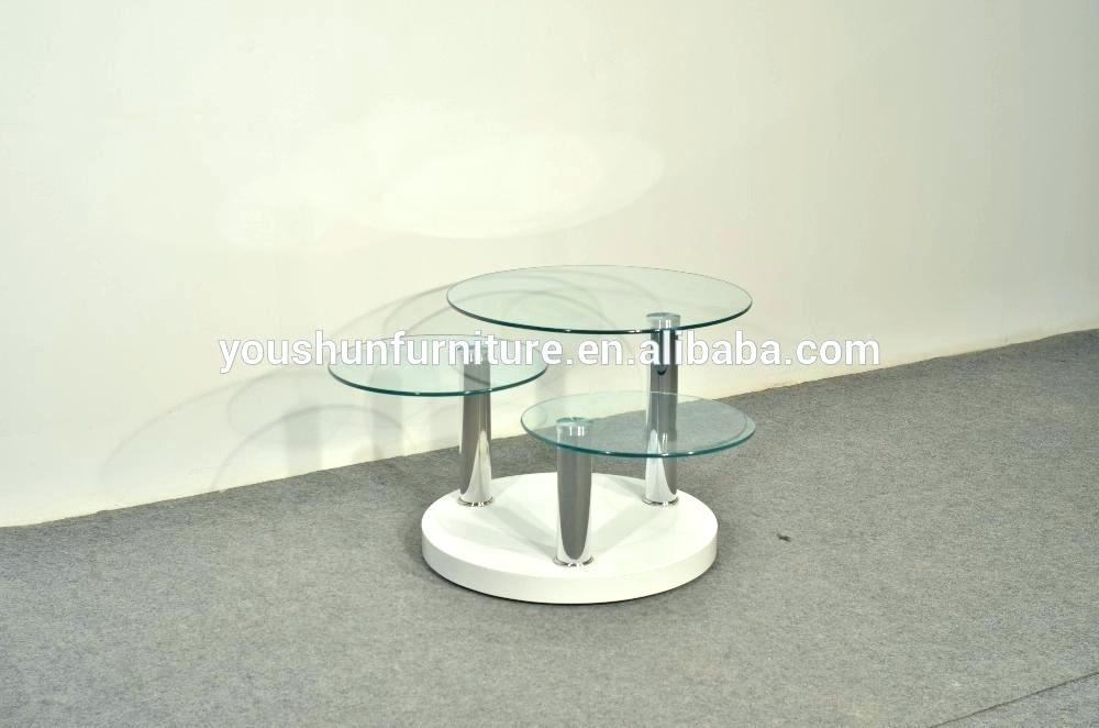 Table: Coffee Table Spinning Glass (Image 35 of 40)