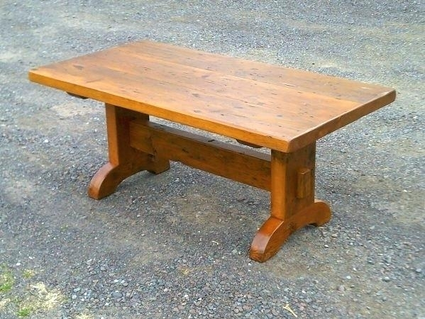 Table: Shaker Coffee Table For Antique Pine Coffee Tables (Image 37 of 40)