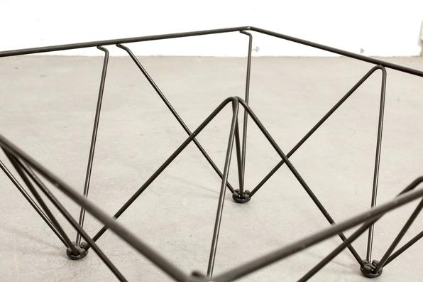 Table: Style Pyramid Coffee Table Inverted. Pyramid Coffee Table In Inverted Triangle Coffee Tables (Photo 15 of 40)