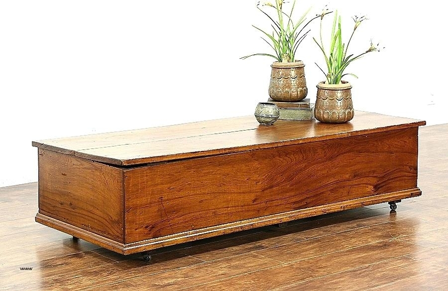 Table: Trunk Coffee Table Reviews Thakat Bar Box. Thakat Trunk In Rectangular Barbox Coffee Tables (Photo 30 of 40)