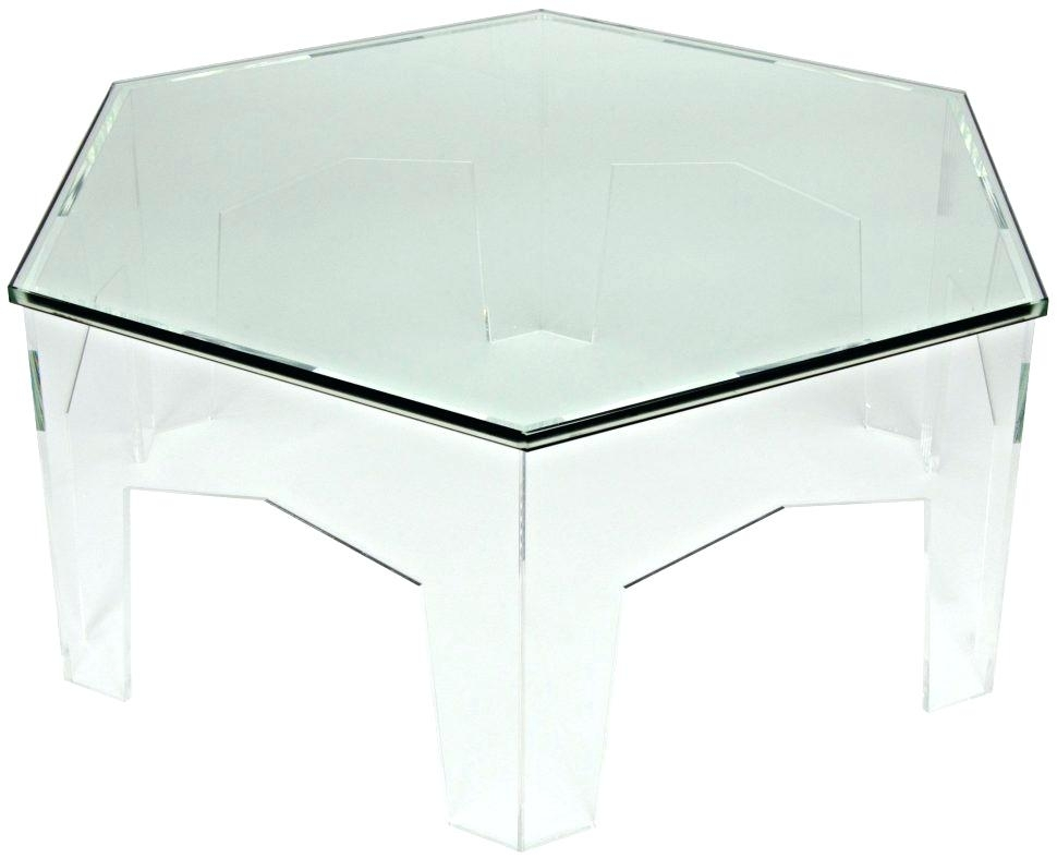 Tall Acrylic Coffee Table Peekaboo Acrylic Tall Coffee Table Living Within Peekaboo Acrylic Tall Coffee Tables (Image 36 of 40)