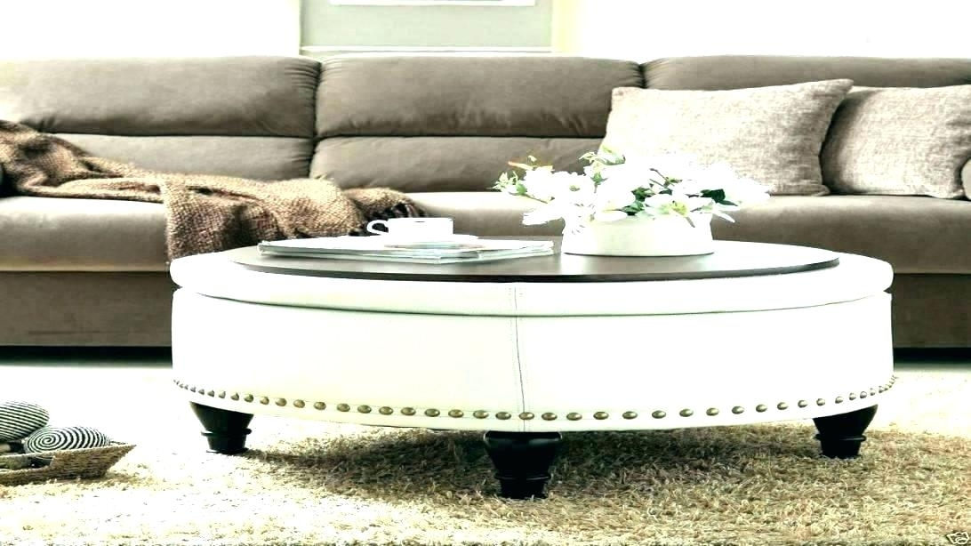 Target Tufted Ottoman – Hostingcoupons With Regard To Round Button Tufted Coffee Tables (Photo 37 of 40)