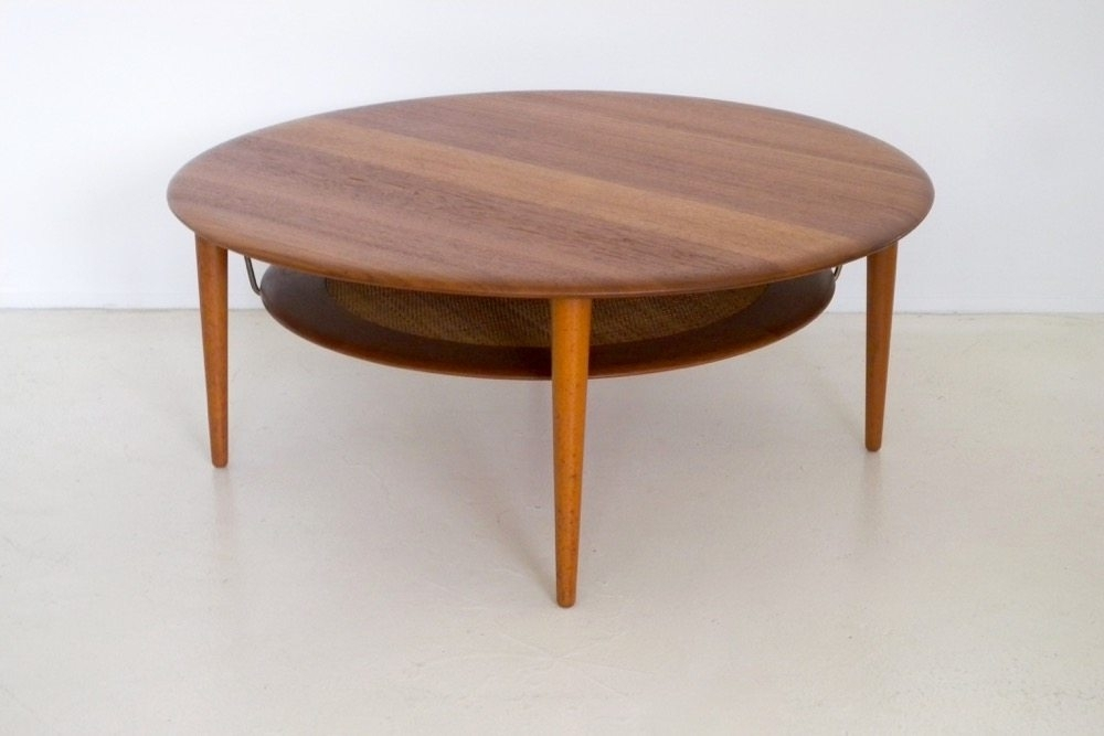 Teak Round Coffee Table Ideas — New Home Design : Making Teak Round Within Round Teak Coffee Tables (Image 34 of 40)