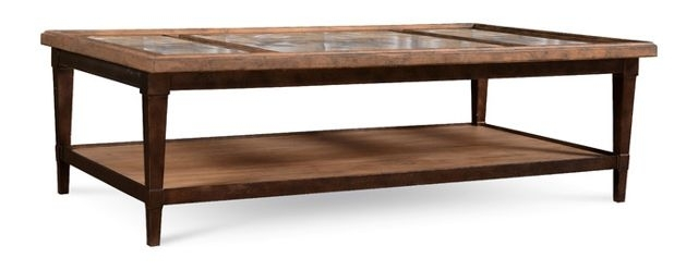 The Foundry Acadia Rectangular Cocktail Table – Transitional Within Foundry Cocktail Tables (Image 36 of 40)